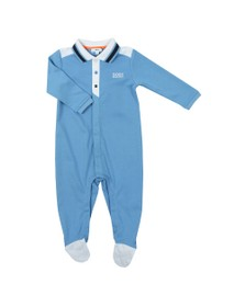 BOSS Baby Boys Blue J97138 All In One