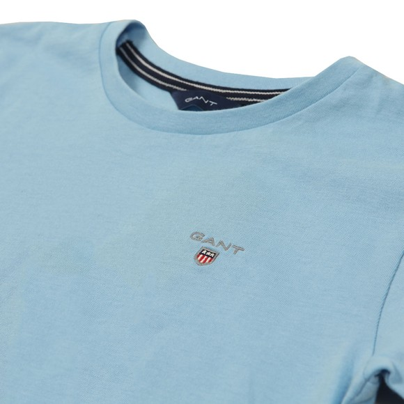 Gant Boys Blue Boys Original T-Shirt