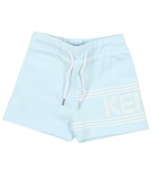 Kenzo Baby Boys Blue Logo Sweat Short
