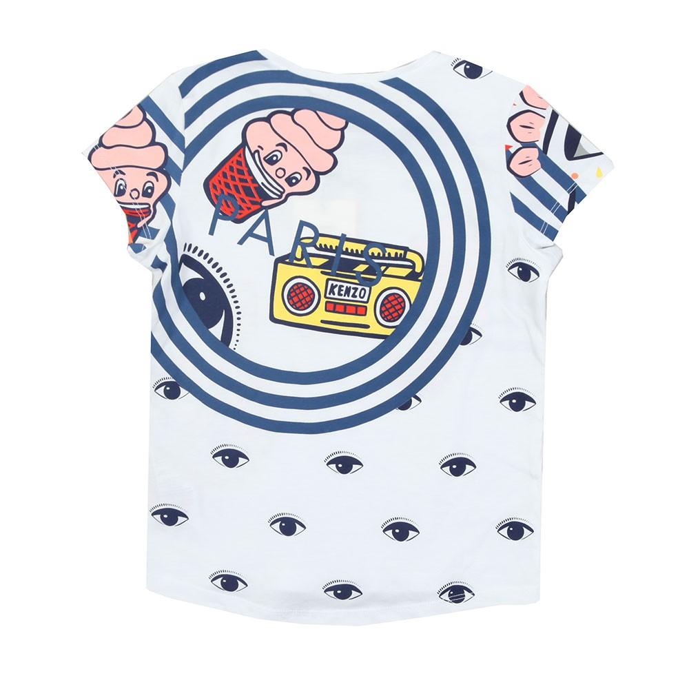 Franca Wax Kenzo T Shirt main image
