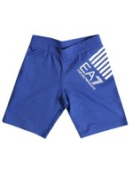 Boys Side Logo Jersey Short