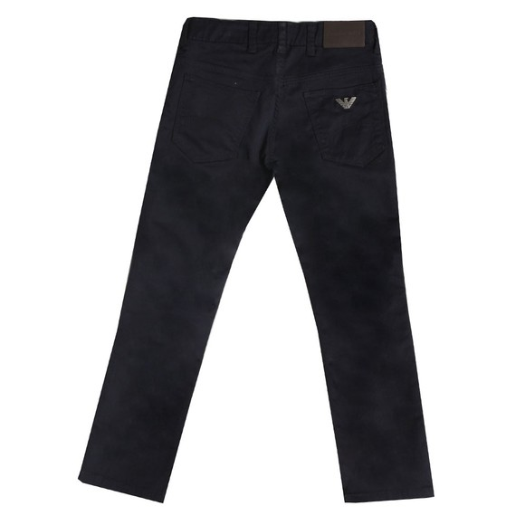 Emporio Armani Boys Blue J06 Chino main image