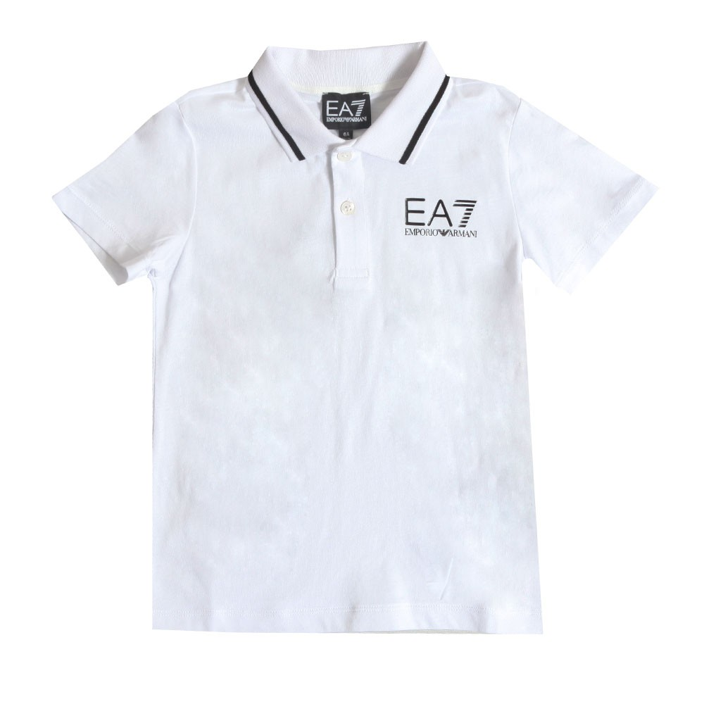 Boys Tipped Polo Shirt