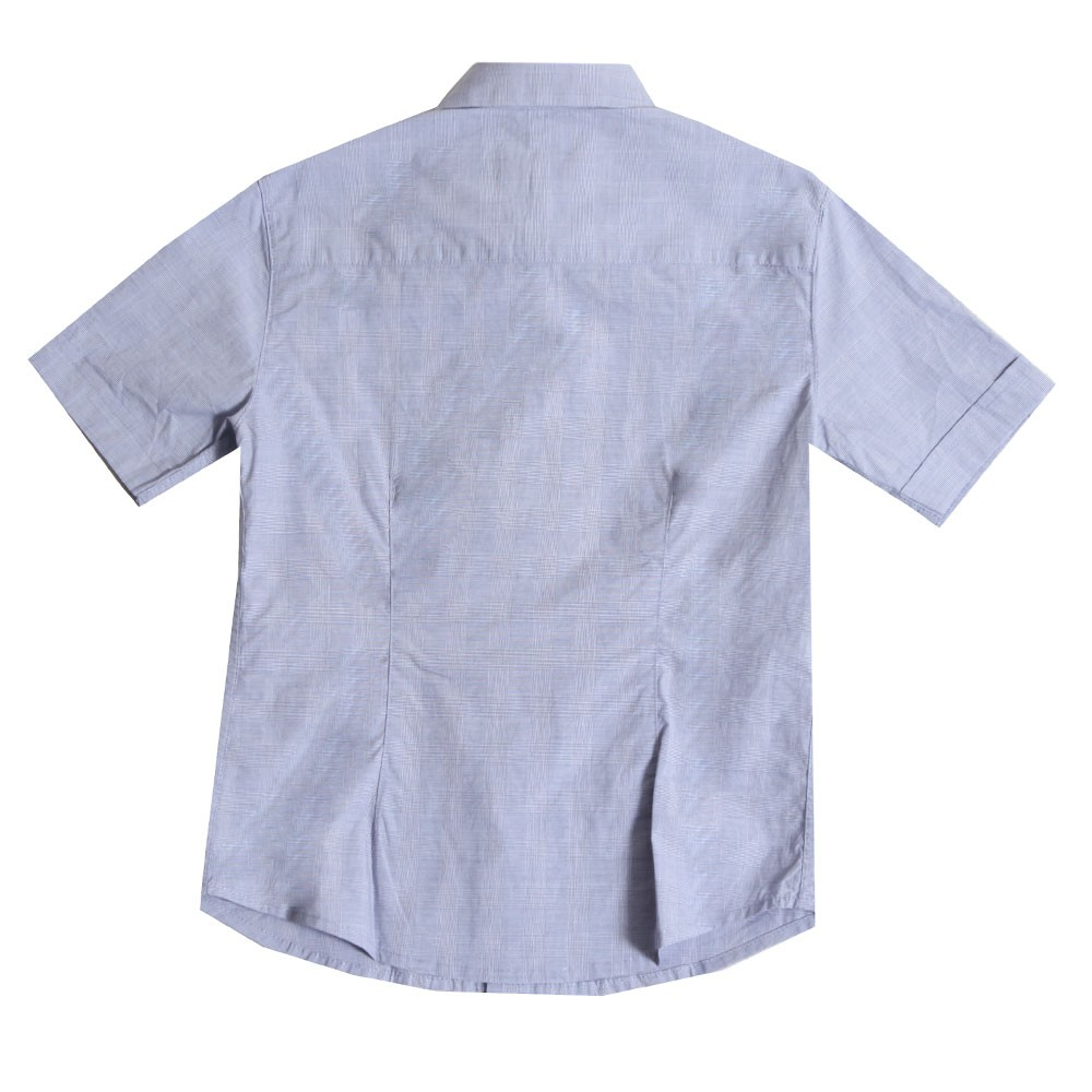 Boys Small Check Shirt main image