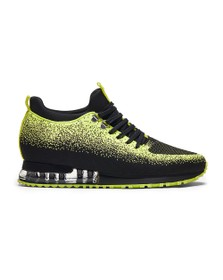Mallet Mens Yellow Mallet Tech Runner