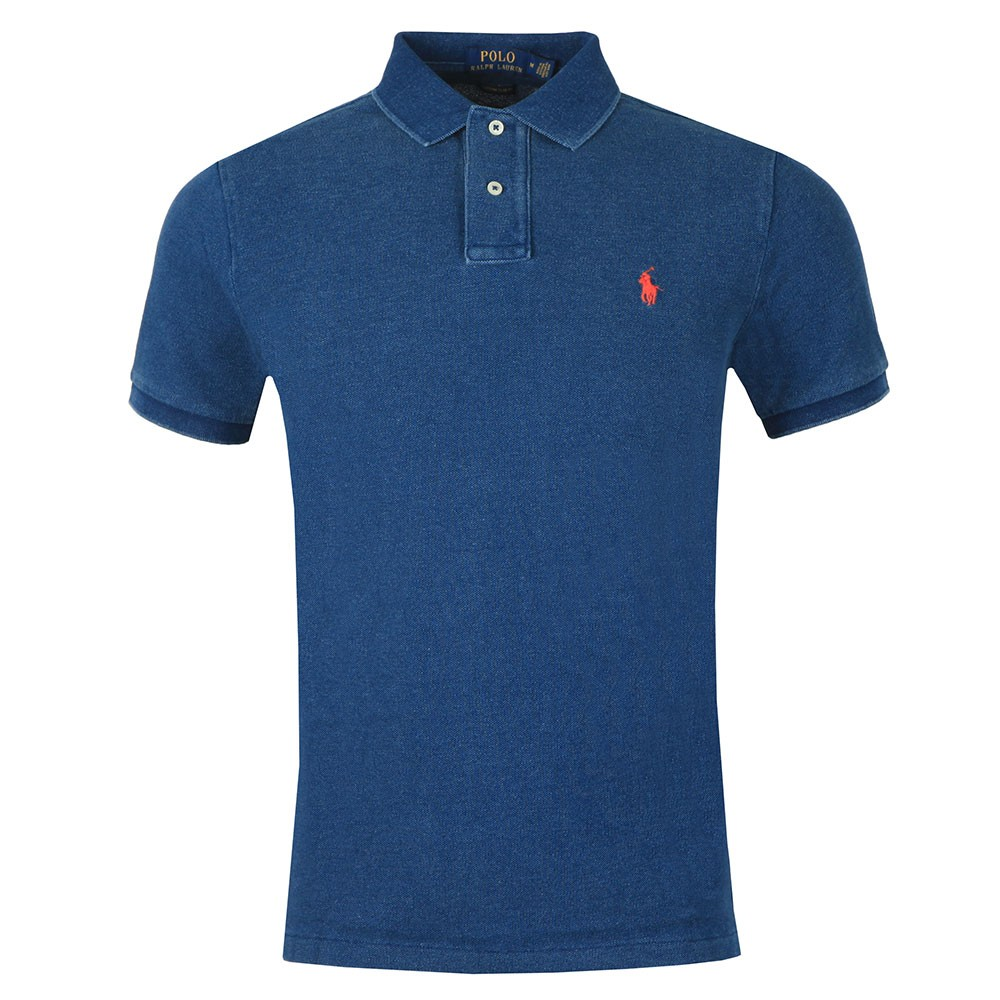 Custom Slim Fit Short Sleeve Polo