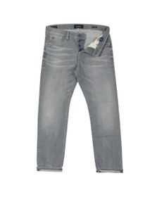 Scotch & Soda Mens Grey Nos Ralston Slim Jean