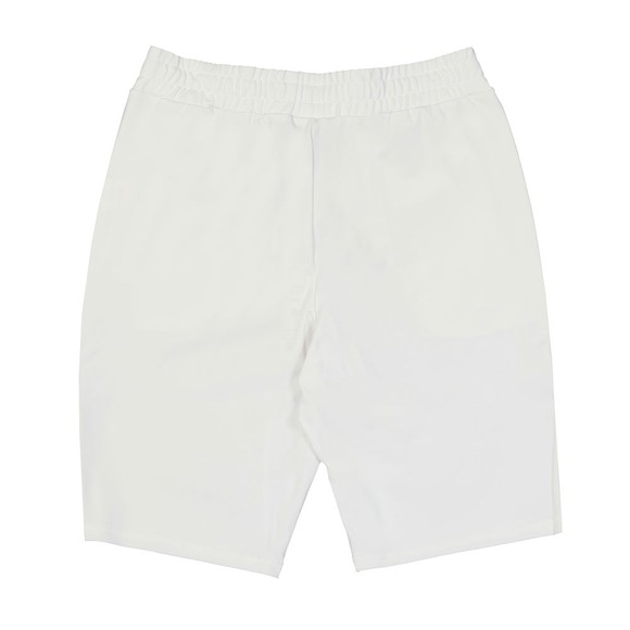 Sik Silk Mens White Zonal Shorts main image