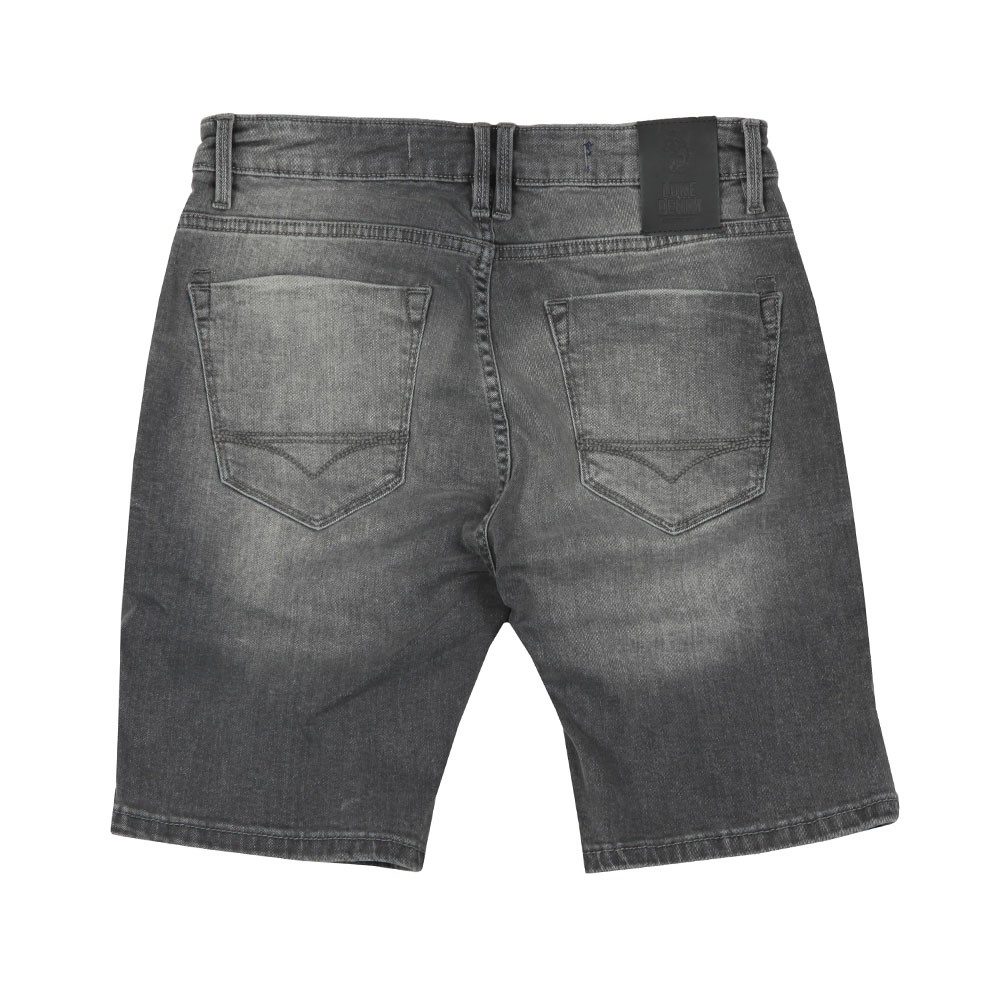 Nimed Denim Short main image