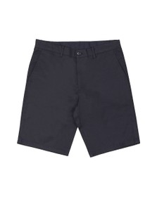 Fred Perry Mens Blue Classic Twill Short