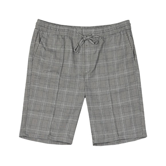 Kings Will Dream Mens Black Flick Check Short main image