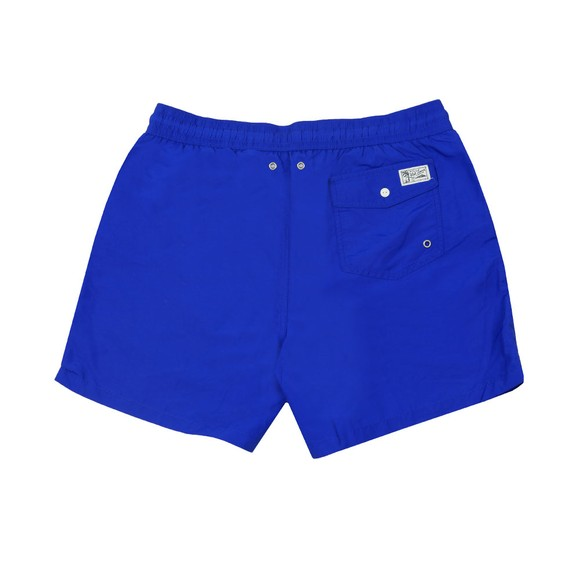 Polo Ralph Lauren Mens Blue Traveller Swim Short
