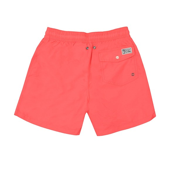 Polo Ralph Lauren Mens Orange Traveller Swim Short