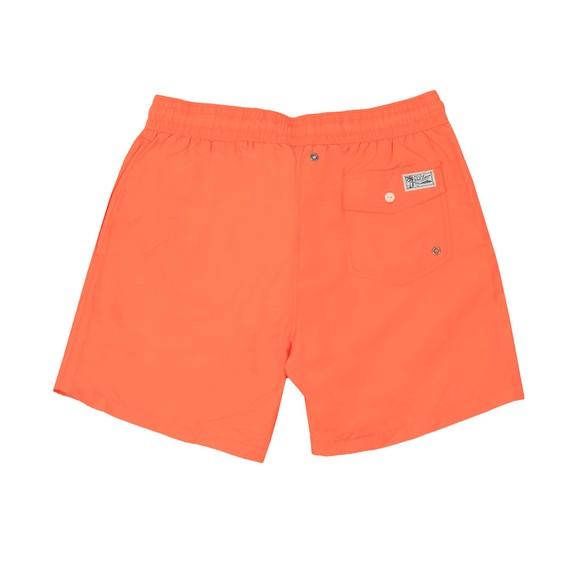 Polo Ralph Lauren Mens Orange Traveller Swim Short