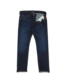 Scotch & Soda Mens Blue Nos Ralston Slim Jean