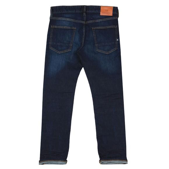 Scotch & Soda Mens Blue Nos Ralston Slim Jean main image