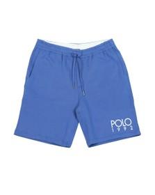 Polo Ralph Lauren Mens Blue Polo 1992 Short
