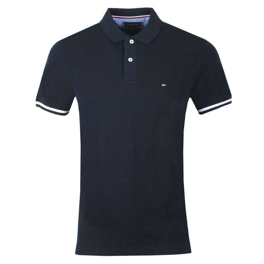 Basic Tipped Polo main image