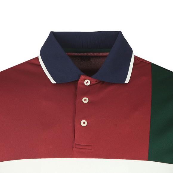 Polo Sport Ralph Lauren Mens Red Multi Polo