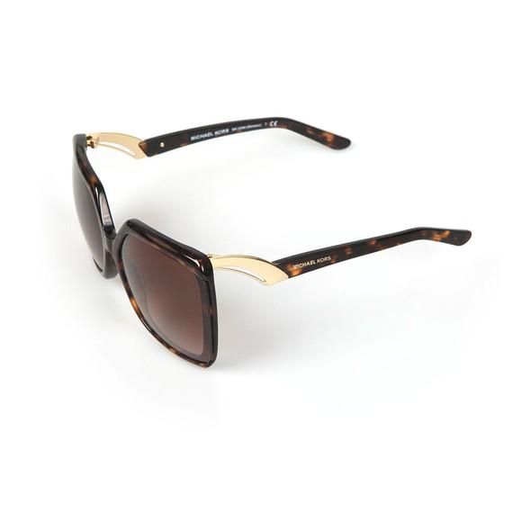 Michael Kors Womens Brown MK2088 Sunglasses main image