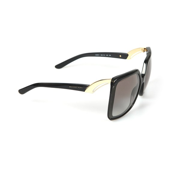 Michael Kors Womens Black MK2088 Sunglasses