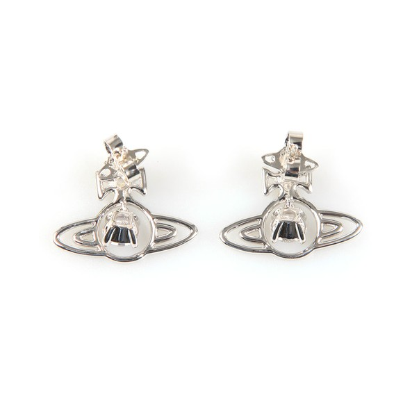 Vivienne Westwood Womens Silver Sheila Earrings main image