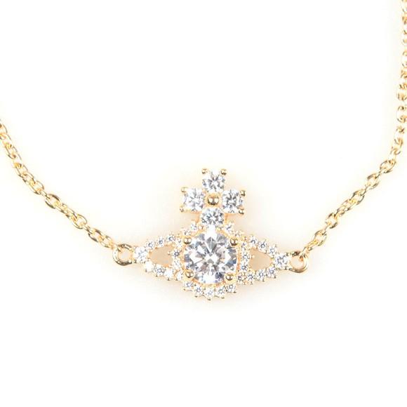 Vivienne Westwood Womens Gold Valentina Orb Bracelet main image