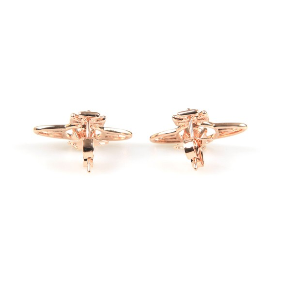 Vivienne Westwood Womens Pink Sheila Earrings