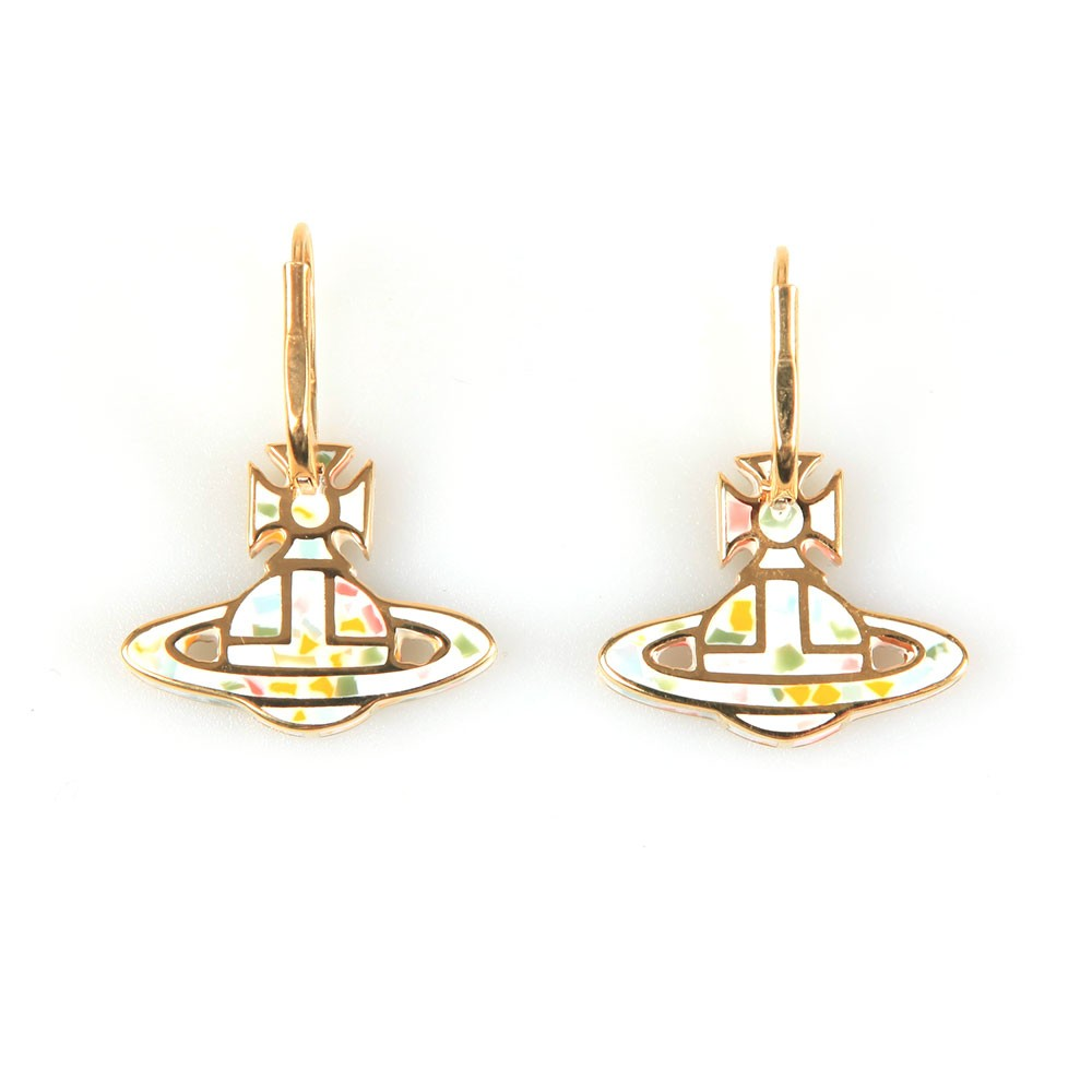Celeste Bas Relief Drop Earring main image