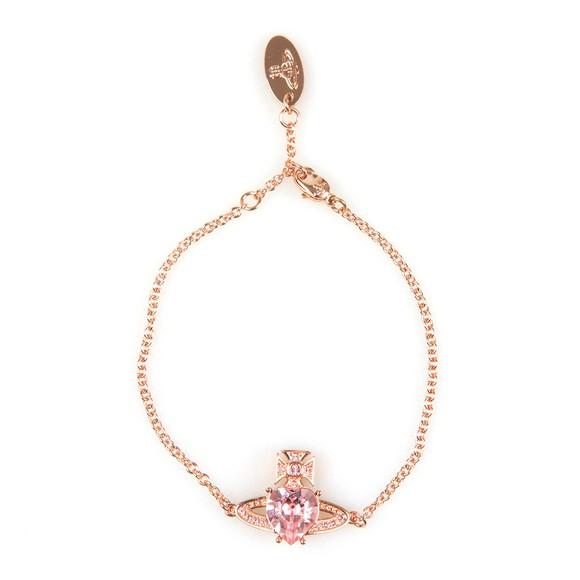 Vivienne Westwood Womens Bronze Ariella Bracelet