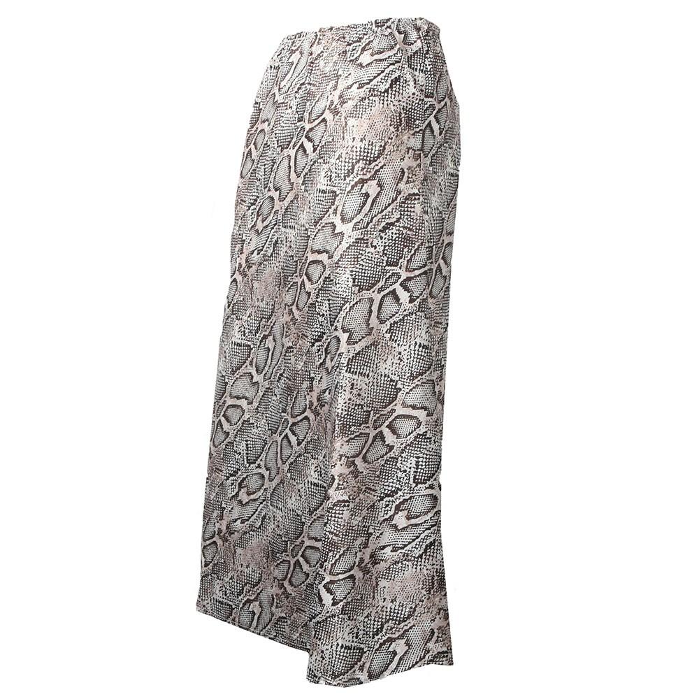 Silky Bias Cut Skirt main image