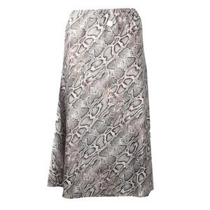 Silky Bias Cut Skirt