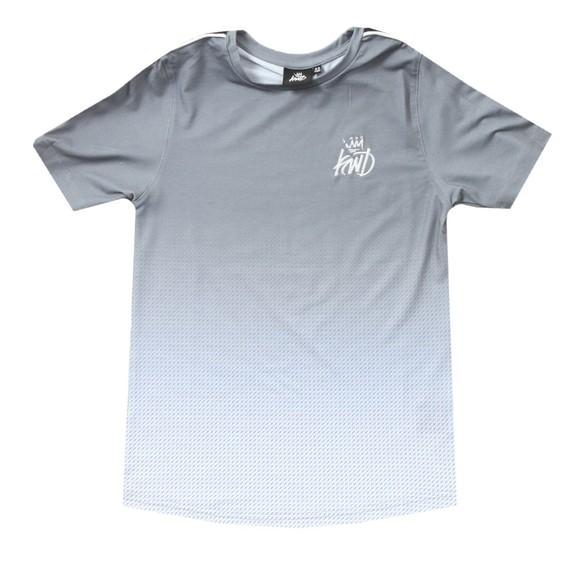 Kings Will Dream Boys Grey Boys Cobar Grid T Shirt main image