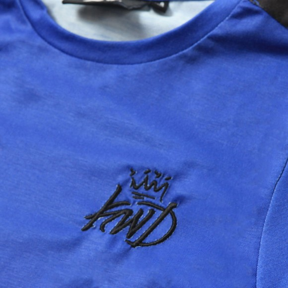 Kings Will Dream Boys Blue Newland T Shirt main image