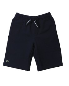 Lacoste Boys Blue FJ3867 Textured Sweat Short