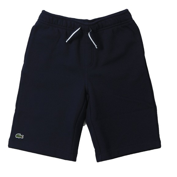 Lacoste Boys Blue FJ3867 Textured Sweat Short main image
