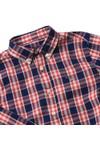 Gant Boys Red Cardinal Red Check  Shirt