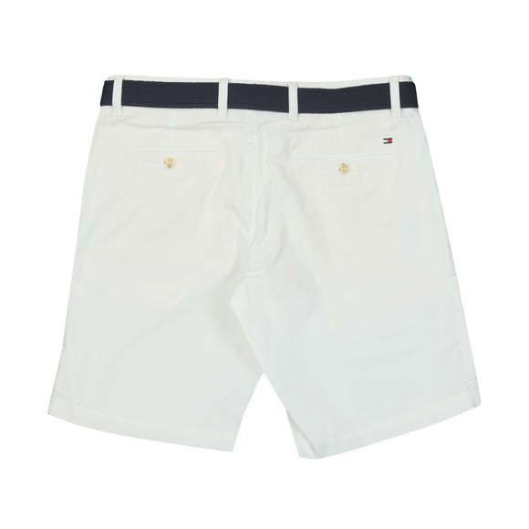 Tommy Hilfiger Mens White Brooklyn Light Short main image