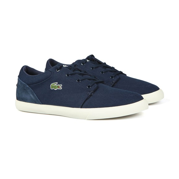 Lacoste Mens Blue Bayliss Trainer main image