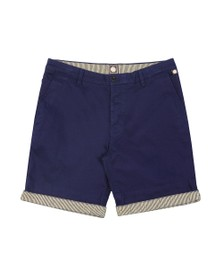 Pretty Green Mens Blue City Short