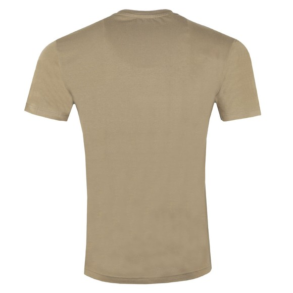 Emporio Armani Mens Green Stretch Crew Neck T Shirt main image