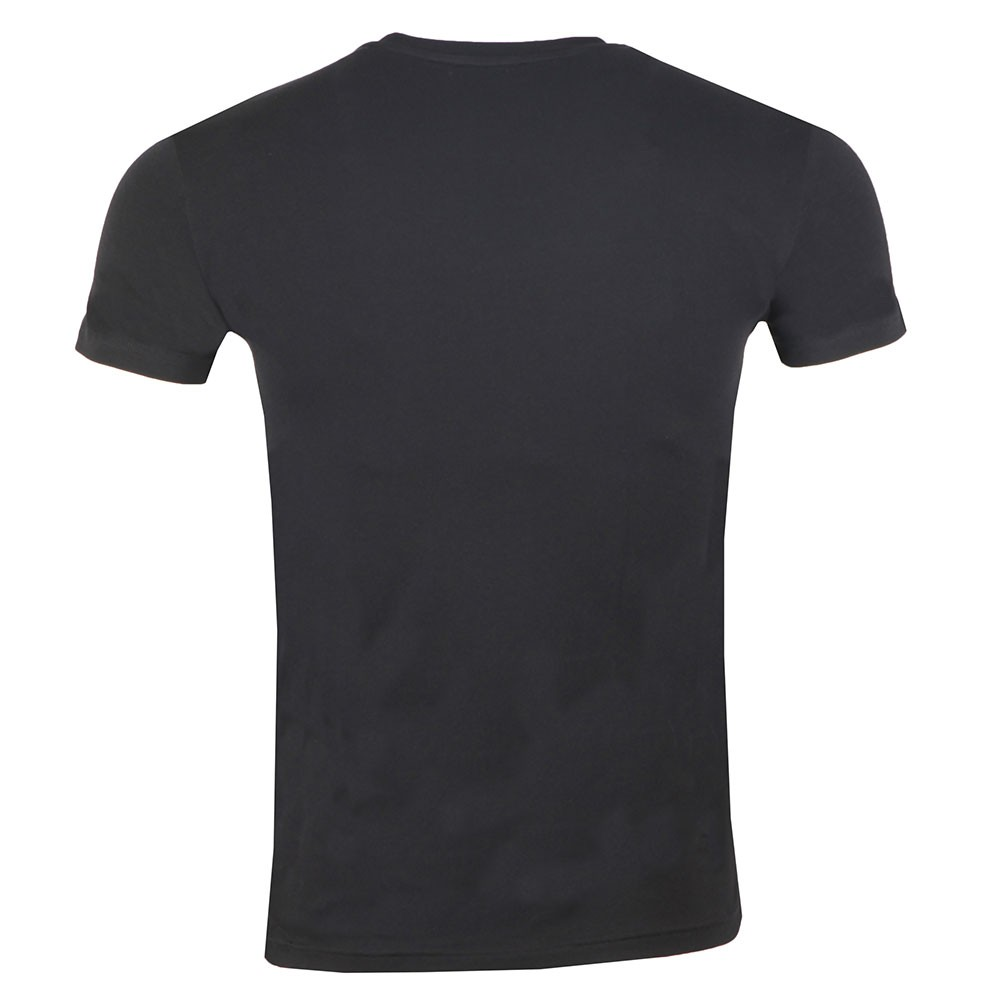 Chest Logo Stretch T Shirt main image