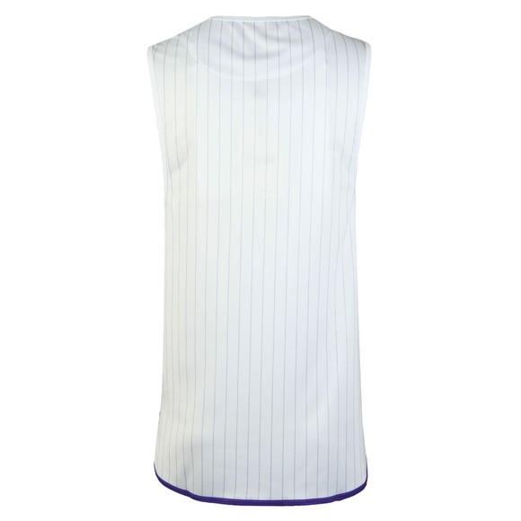 Sik Silk Mens White Tape Trials Vest main image