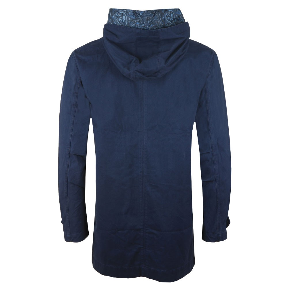 Cassidy Cotton Zip Up Hooded Parka main image