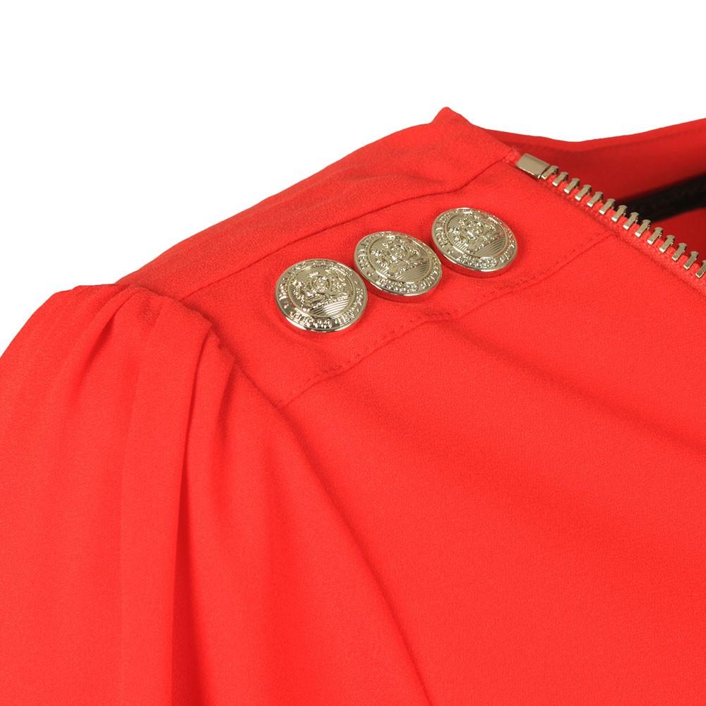 Zip Buttoned Shirt main image