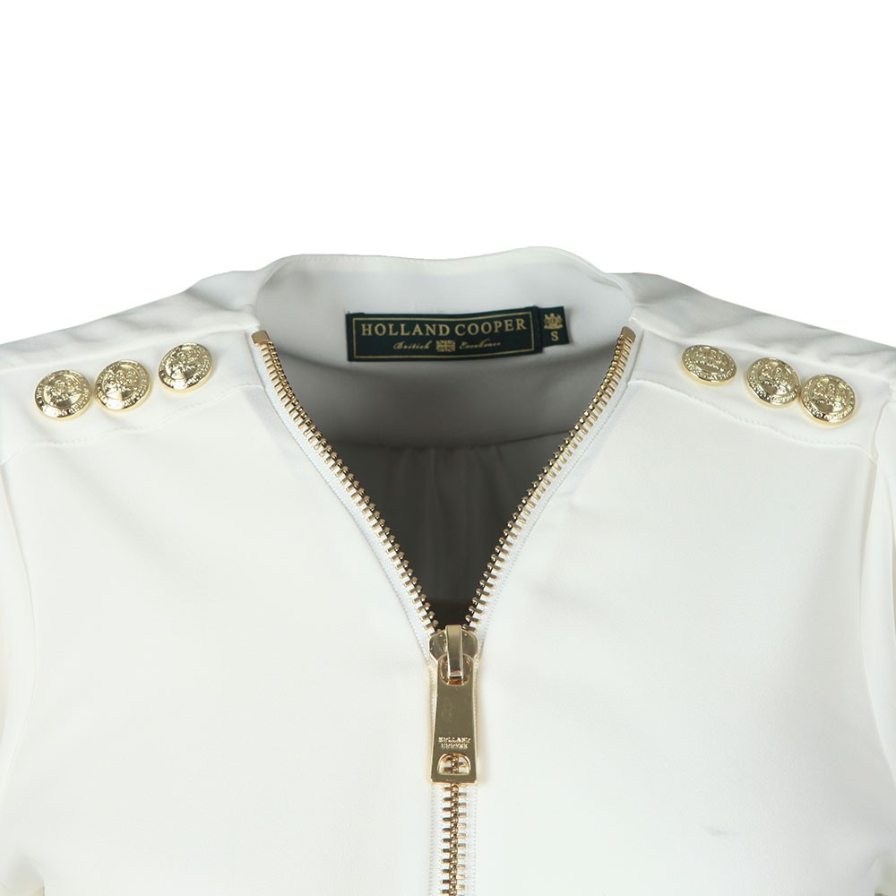 Zip Buttoned Shirt main image