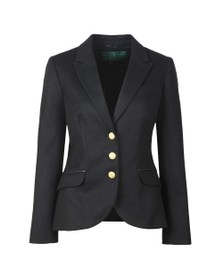 Holland Cooper Womens Blue Hacking Jacket