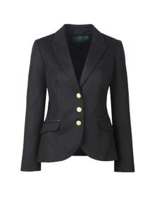 Holland Cooper Womens Blue Hacking Jacket