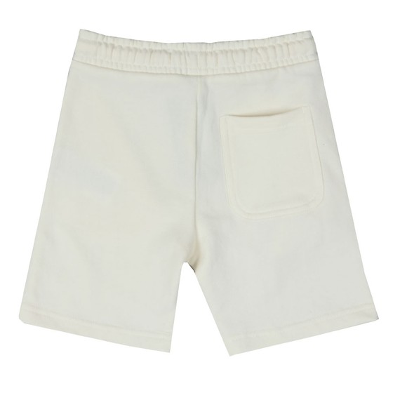 Lyle And Scott Junior Boys Off-White Classic Jogger Short main image