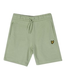 Lyle And Scott Junior Boys Green Classic Jogger Short